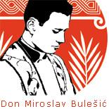 Don Miroslav Bulešić, mučenik