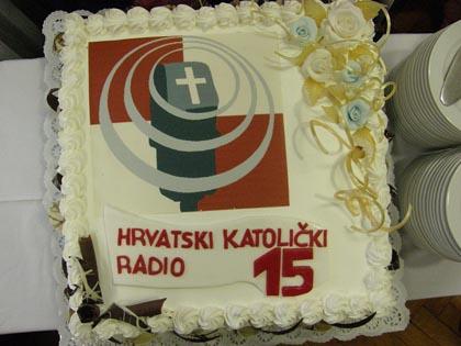 15. obljetnica Hrvatskoga katoličkog radija (HKR)