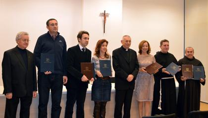 Dodjela nagrada HDKN-a - nagrađeni 2013.