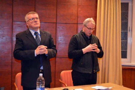 Neno Kužina i Anton Šuljić
