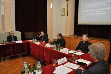 Medijski biskupi u Sarajevu - Foto: Katolički tjednik