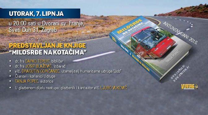 """Nova knjiga: """"Milosrđe na kotačima"""""""