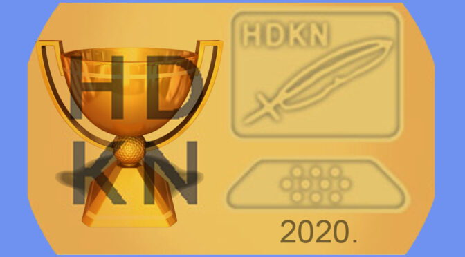 Dobitnici nagrada i priznanja HDKN-a 2020.