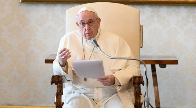 Objavljena Papina poruka za Dan medija 2021.