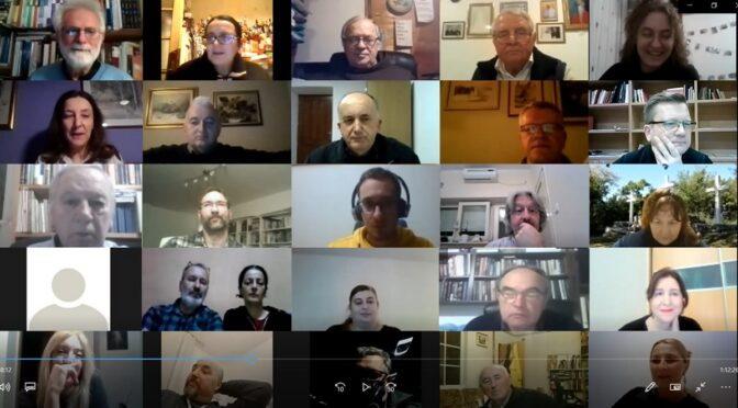 """Katolički novinari održali """"online"""" skupštinu"""