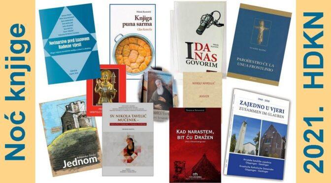"""Katolički novinari organizirali """"Noć knjige"""""""